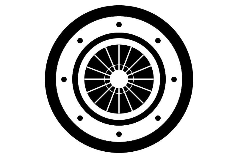 Sachs Clutch Pressure Plate Opel VECTRA C 2.8 V6 Turbo. Manufacturer product no.: 883082 001783