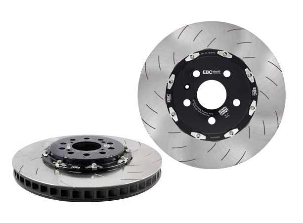 Brake discs EBC Racing. Manufacturer product no.: SG2FC2030