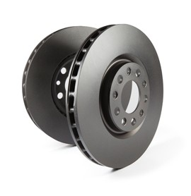 Brake discs EBC Standard. Manufacturer product no.: D1997