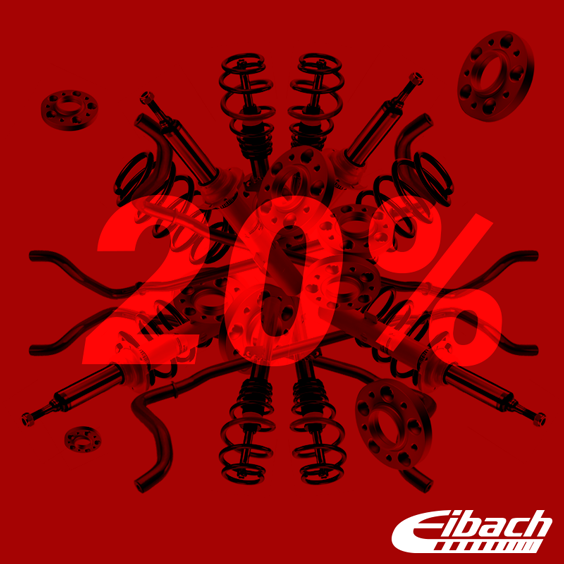 20% off on Eibach