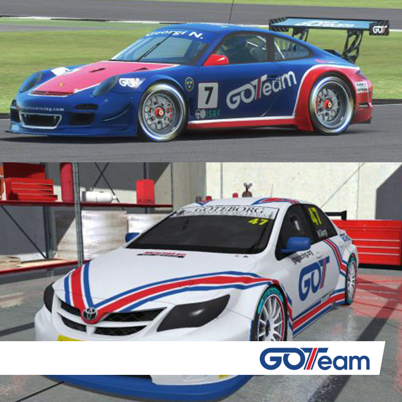 GOTeam - Virtual Racing