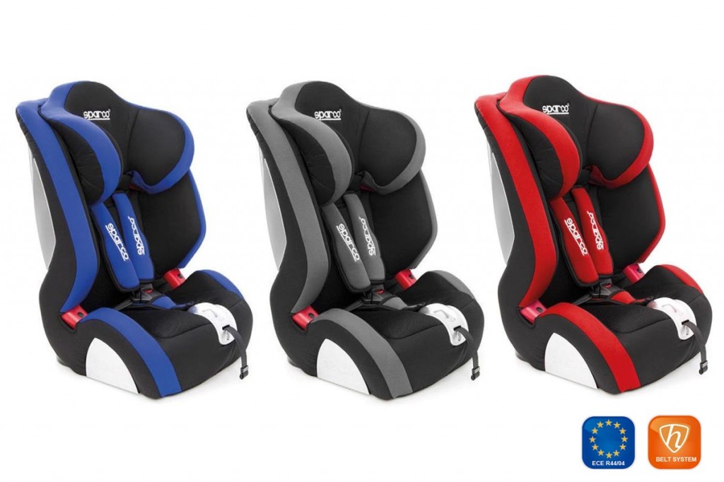 Sparco Kid Seat F1000K
