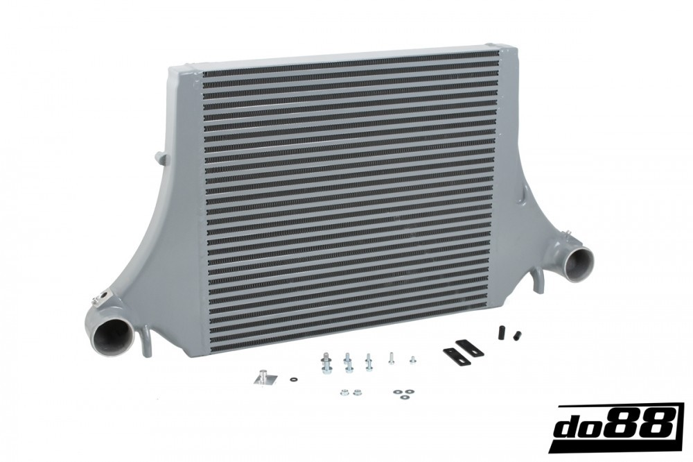 Intercooler Volvo. Manufacturer product no.: ICM-220-S60 + ICM-220-sensor-cover