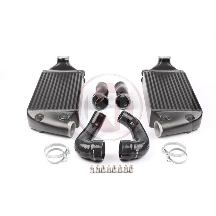 Intercooler Porsche. Manufacturer product no.: 200001036