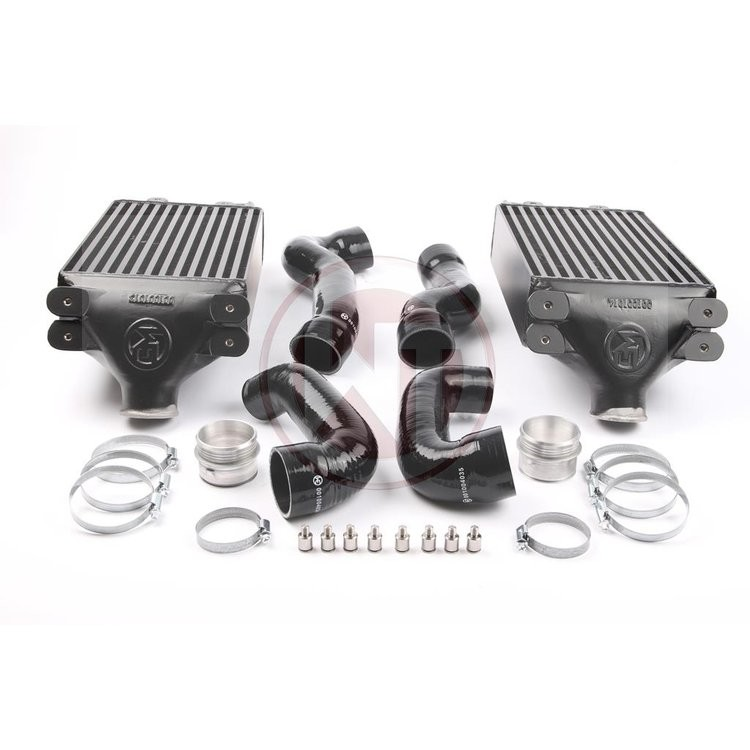 Intercooler Porsche. Manufacturer product no.: 200001020