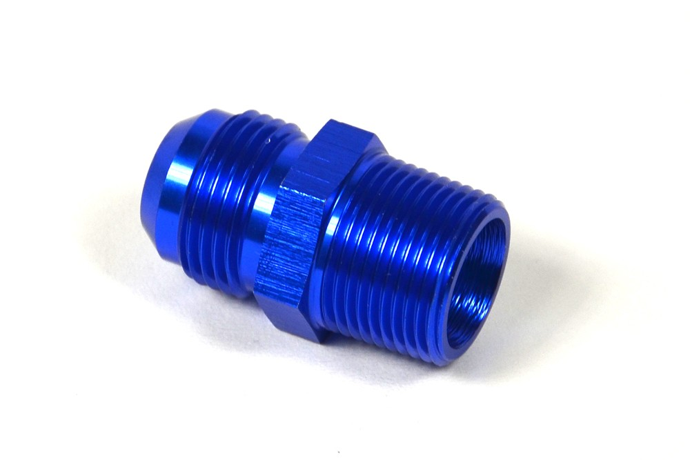 "AN8 to NPT 1/2"" Adapter. Manufacturer product no.: SL816-08-08-011"