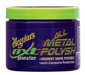 Meguiar's Nxt Generation Metall Polysh. Manufacturer product no.: G13005