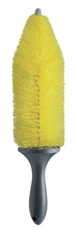 Meguiar's Ultra Safe Wheel Brush. Manufacturer product no.: X1160