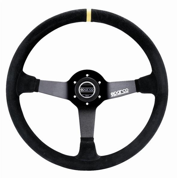 Steering Wheel R368 Suede. Manufacturer product no.: 015R368MSN