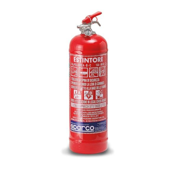 Fire Extinguisher HH Powder 2kg. Manufacturer product no.: 0144PB21