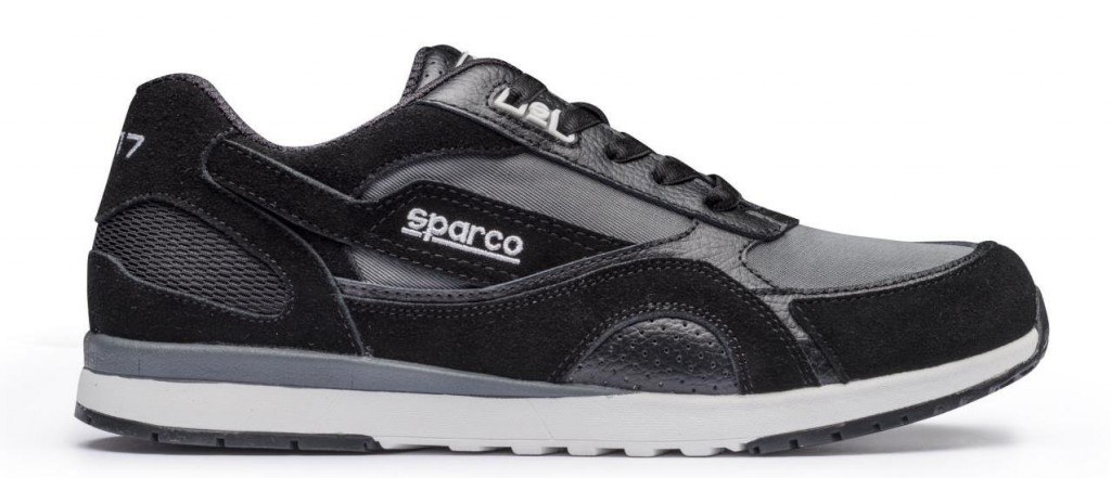 Sparco SH-17 black. Manufacturer product no.: 00126236NR