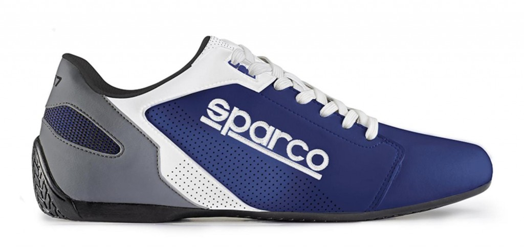 Sparco SL-17 Blue/White. Manufacturer product no.: 00126336AZBI