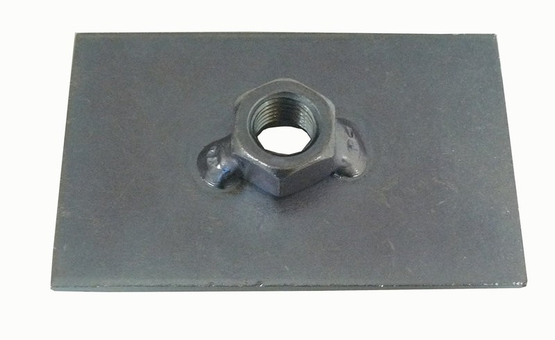 Harness Bolt Plate. Manufacturer product no.: 4502