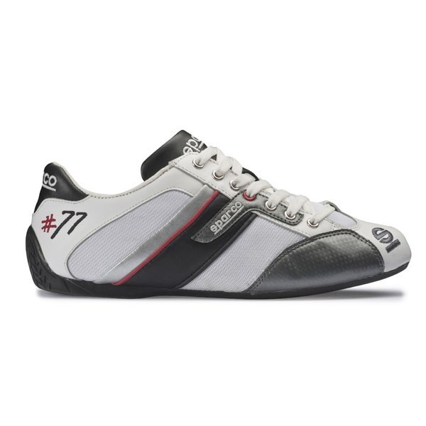 Sparco Time 77 Summer White/Black
