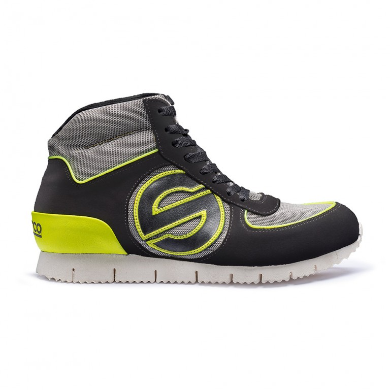 Sparco Genesis H Black/Yellow. Manufacturer product no.: 001229NGGF