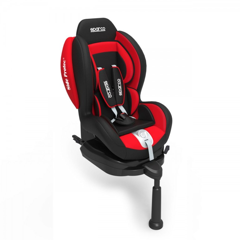 Sparco Kid Seat F500i Red