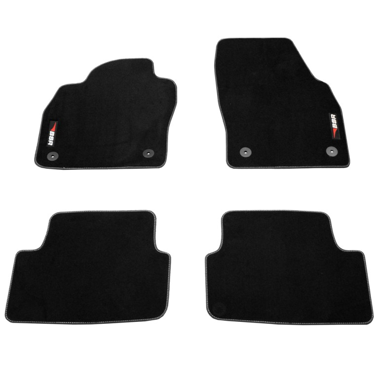 BSR Car mat. Manufacturer product no.: 102.118.4