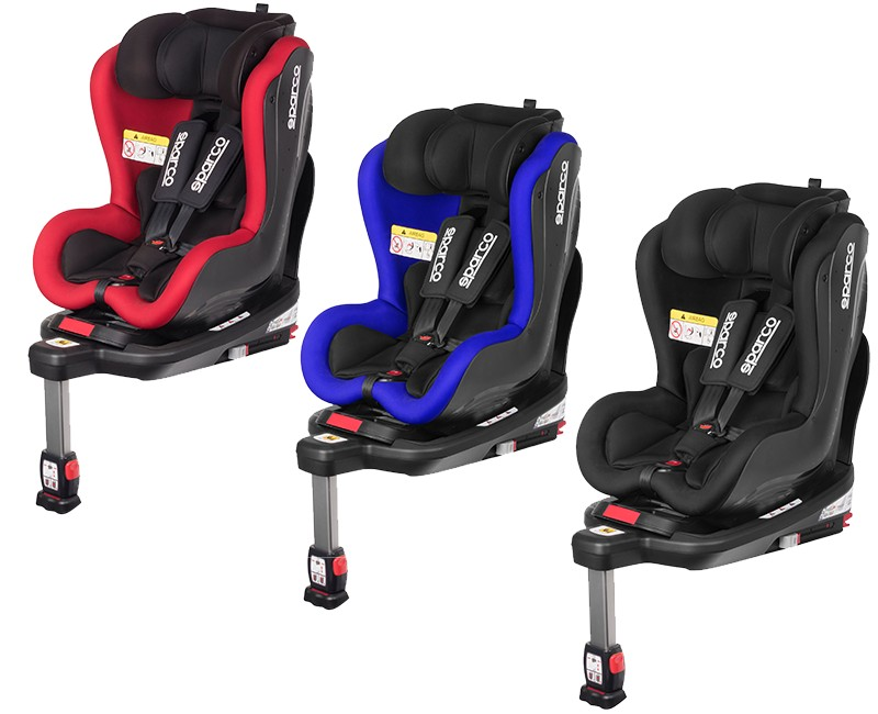 Sparco Kid Seat SK500I. Manufacturer product no.: 1923