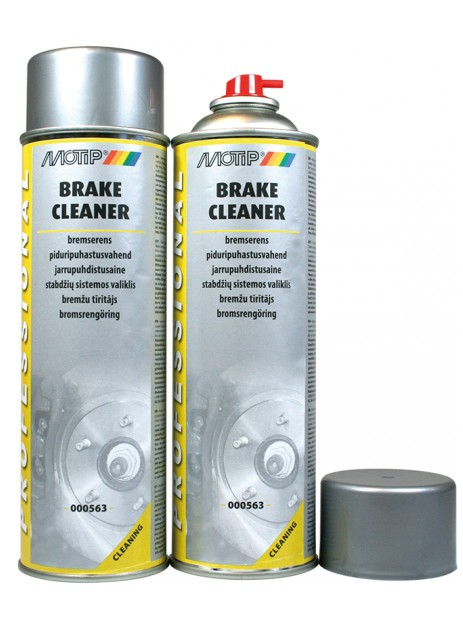 Motip Brake Cleaner. Manufacturer product no.: 611200563