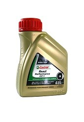 Castrol React Performance DOT 4 500ml. Manufacturer product no.: 15037F