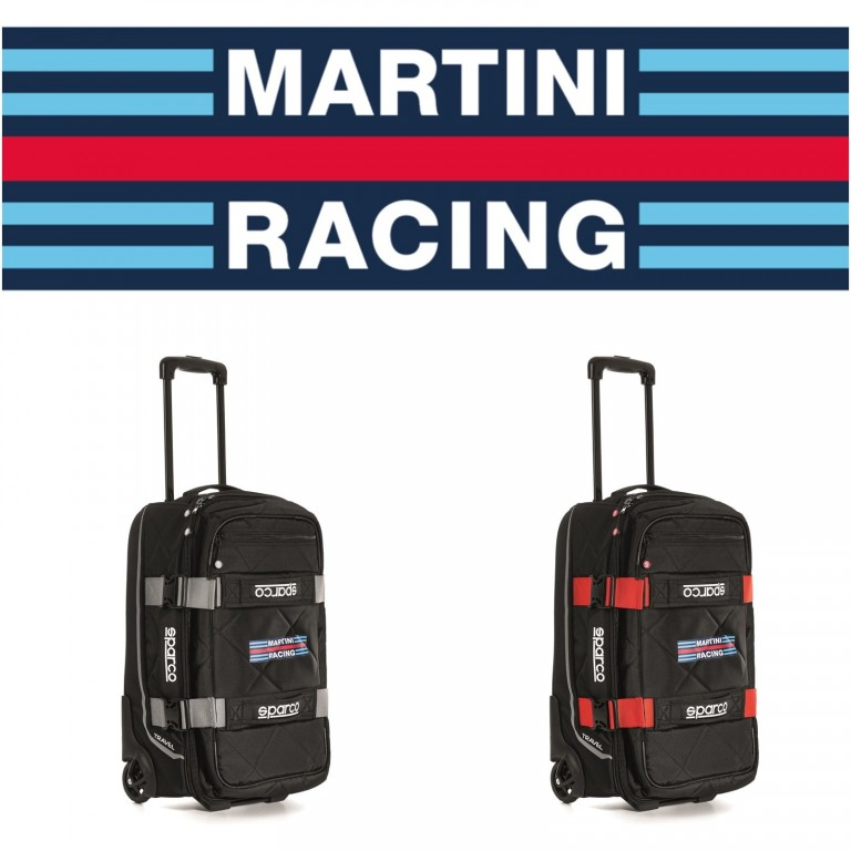 Sparco Bag Travel Martini Racing. Manufacturer product no.: 16438