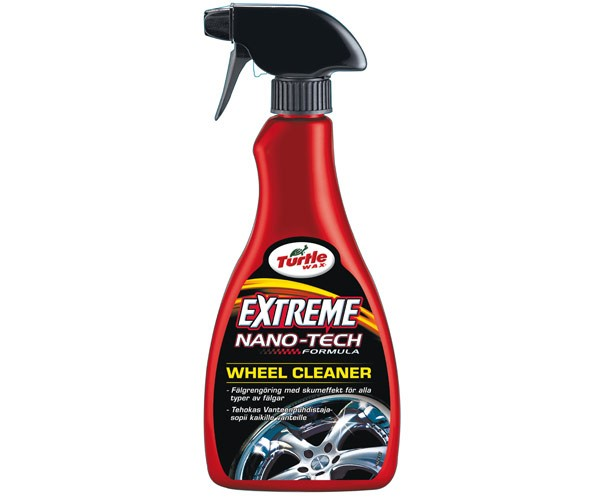 Wheel Cleaner Extreme Nano-Tech 500ml Turtle