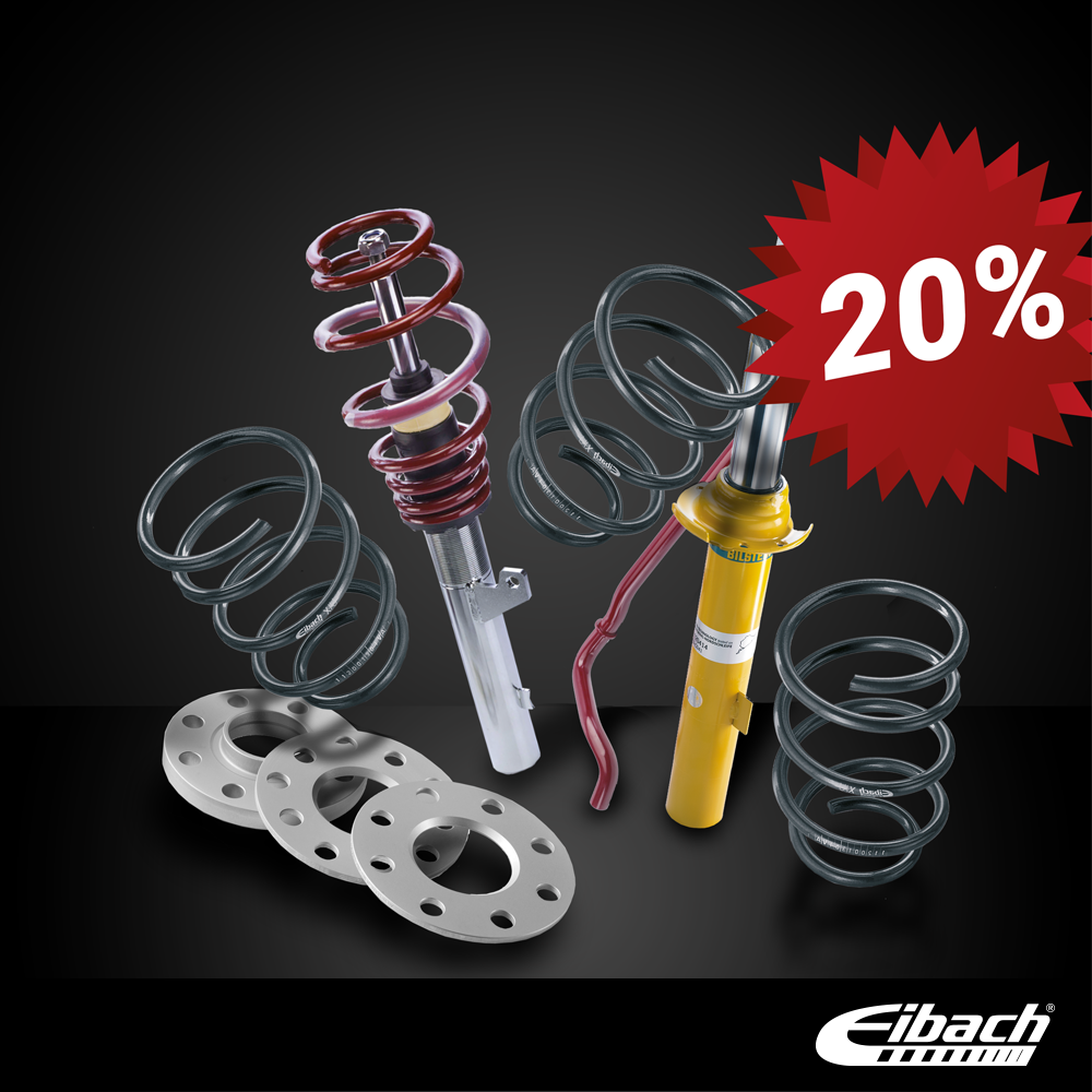 20% DISCOUNT - EIBACH CHASSIS PRODUCTS