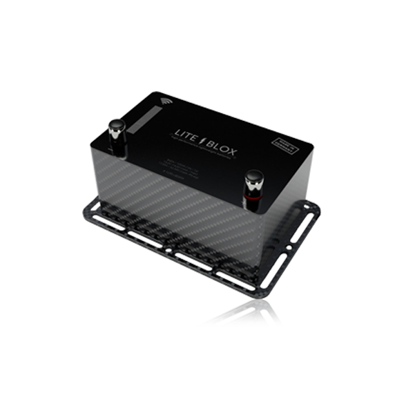 LITE↯BLOX – the car battery of the future!!