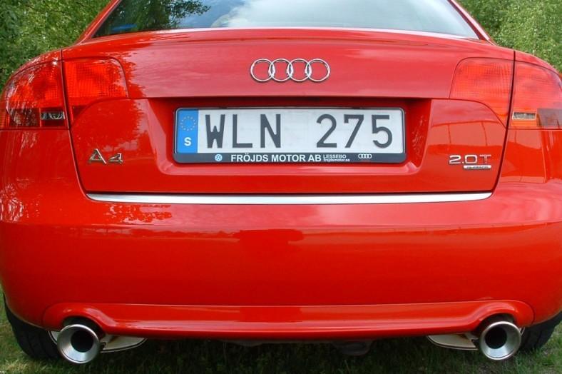 Bsr Sportflow Duplex For Audi A4 B7 20 Tfsi Bsr