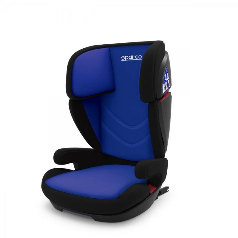 Sparco Kid Seat F700i Blue Bsr