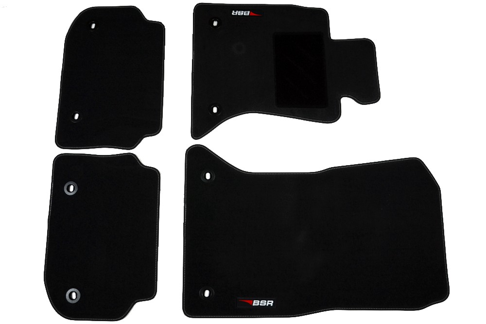 BSR Car mat. Manufacturer product no.: 104.506.4