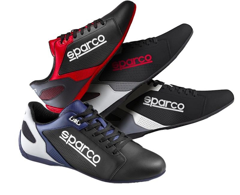 Sparco SL-17. Manufacturer product no.: 1205